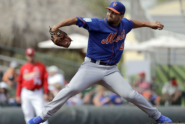 Yankees reportedly sign former Mets LHP Luis Avilan
