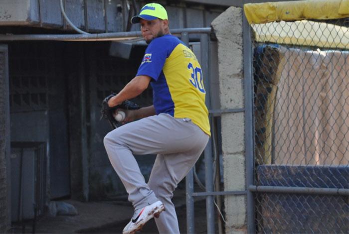 Magallanes avanza en sus entrenamientos
