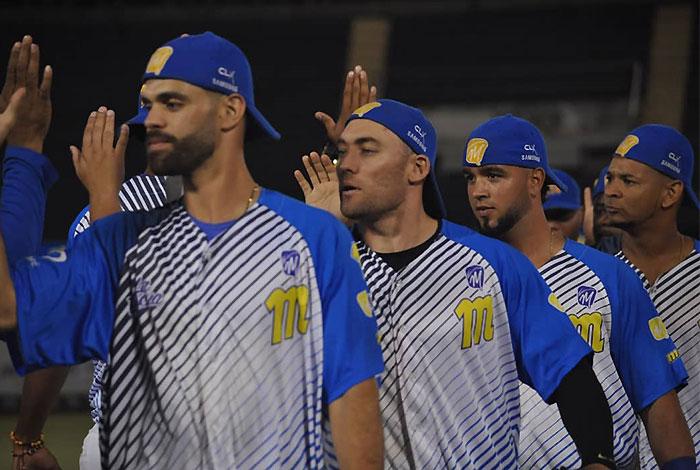 Doubront y Pinto guiaron a Magallanes a su tercer triunfo seguido