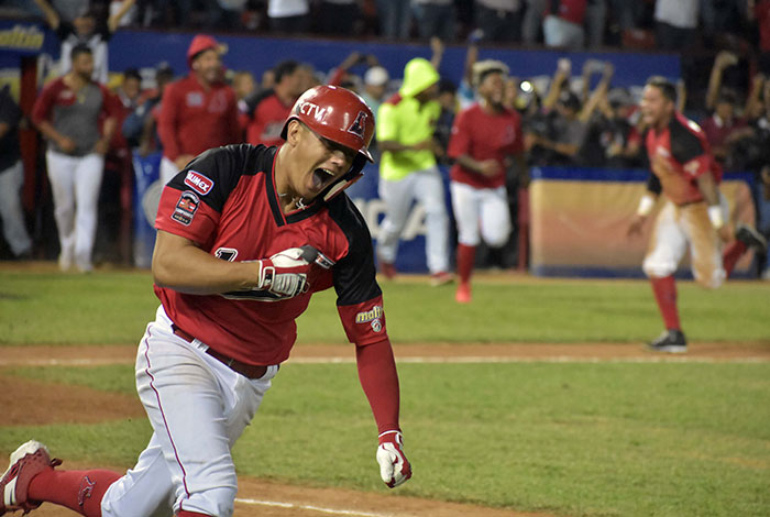 Josmar Cordero y Yonathan Mendoza obligaron el séptimo juego de la Gran Final