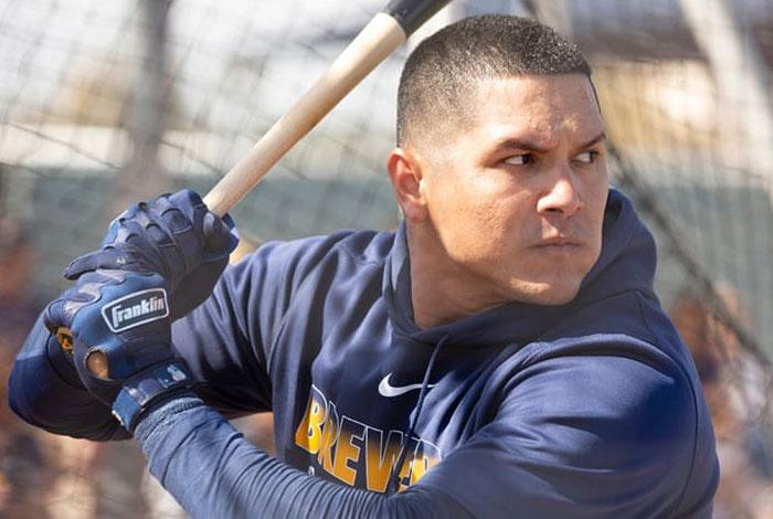 Avisaíl García genera grandes expectativas en Milwaukee