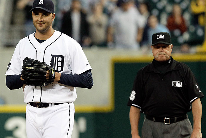 Armando Galarraga pide a MLB que le reconozca el juego perfecto