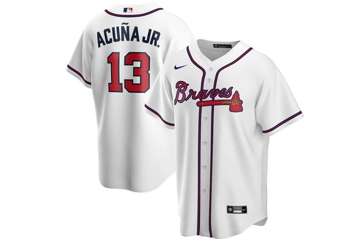 La camisa de Ronald Acuña Jr. entre las 10 más vendidas en las Mayores