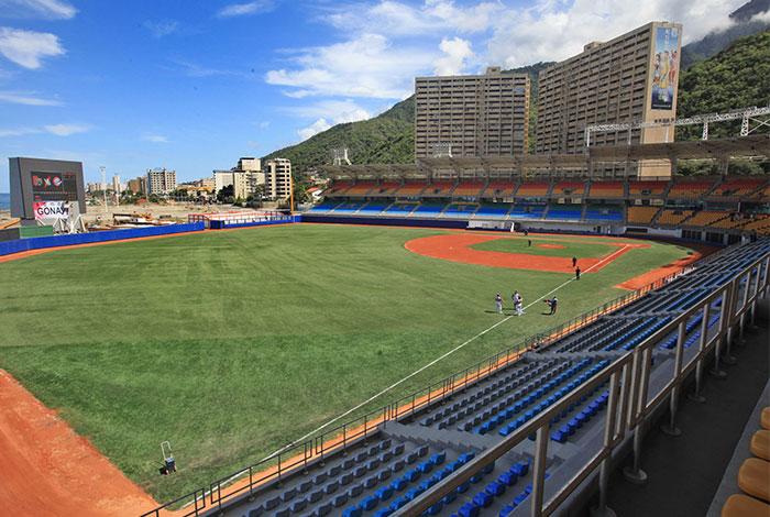 El Estadio Fórum La Guaira y sus primeras veces