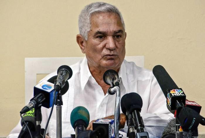 Falleció Higinio Vélez, presidente de la Federación Cubana de Beisbol