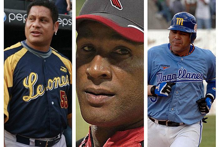 Robert Pérez, Bob Abreu y Edgardo Alfonzo electos al Salón de la Fama del Beisbol Venezolano